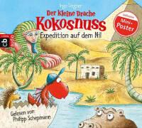 Der kleine Drache Kokosnuss: Expedition auf dem Nil (CD)