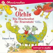 Ohrwürmchen Olchis Drachenfest CD
