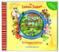 CD Hörbuch: Die Lieben Sieben - Vorlesegeschichten