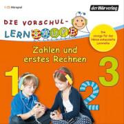 CDLernraupe Zahlen und erstes Rechnen 1CD