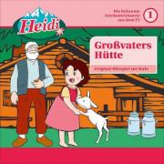 CD Heidi TV 1:Großvaters Hütt