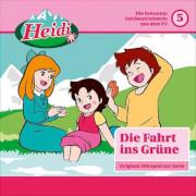 CD Heidi TV 5:Fahrt ins Grüne