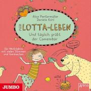 Mein Lotta-Leben: Und täglich grüßt der Camembär (CD)