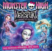 CD Monster High:Verspukt