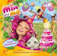 CD Mia and me:Geburtstagspart