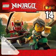 CD LEGO Ninjago 14:Feinde