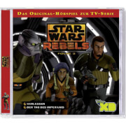 CD Star Wars Rebels 3:Verlass