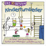 CD 30 beste Kinderturnlieder