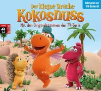 Der kleine Drache Kokosnuss - Folge 01: Ein Omelett für Chef / ... (CD)