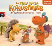 Der kleine Drache Kokosnuss - Folge 03: Der Drachengott / ... (CD)
