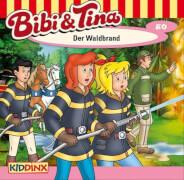 Bibi und Tina - Folge 80: der Waldbrand (CD)