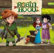 Robin Hood - Folge 1:  Die Schatzkiste / ... (CD)