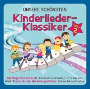 CD Schönste Kinderlieder 2