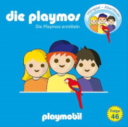 Die Playmos - Folge 46: Die Playmos ermitteln (CD)