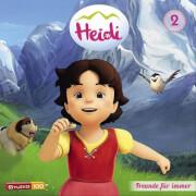 CD Heidi CGI 2:Freunde für