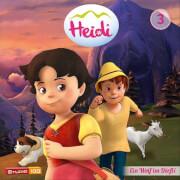 CD Heidi CGI 3:Wolf i.Dörfli