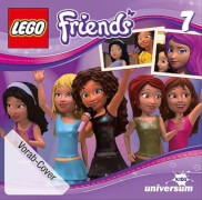 CD LEGO Friends 7