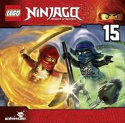 CD LEGO Ninjago 15:Spion