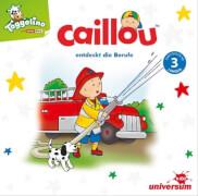 CD Caillou entdeckt Berufe