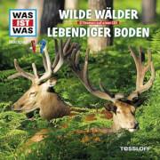 Tessloff WAS IST WAS Hörspiel: Wilde Wälder/ Lebendiger Boden