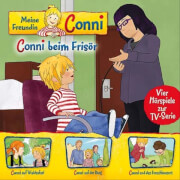CD Conni beim Frisör