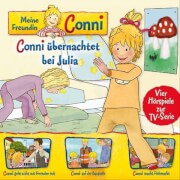 CD Conni übernachtet bei Julia
