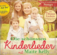 CD Kinderlieder m.Maite Kelly