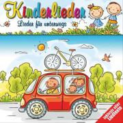 CD Kinderlieder für unterwegs