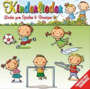 CD Kinderlieder z.Spielen