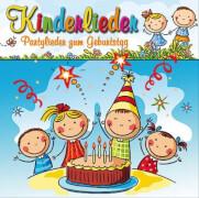 CD Partylieder z. Geburtstag