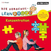 CD Lernraupe: Konzentration