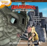 CD Dragons: Raffnuss, die Drachenzähmerin, Folge 17