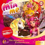 CD Mia and Me: Die rätselhafte Einhornkrone, Folge 20