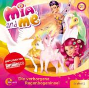 CD Mia and me: Die verborgene Regenbogeninsel, Folge 21