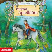 CD Ponyhof Apfelblüte - Mia und Aska, Audio-CD