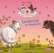 CD Die Haferhorde 4: Schmetterlinge im Ponybauch
