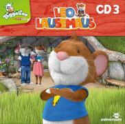CD Leo Lausemaus TV-Serie 3