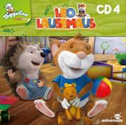 CD Leo Lausemaus TV-Serie 4