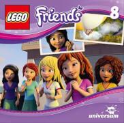 CD LEGO Friends, Folge 8