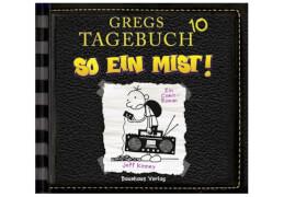 CD Gregs Tagebuch 10 - So ein Mist!
