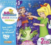 Bibi Blocksberg - Hexen Hexen Überall: Edition 3 (CD-Box-Set, 2 Hörspiele)