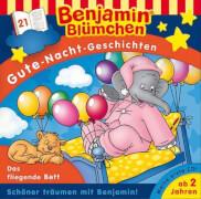 CD Benjamin Blümchen Gute Nacht 21
