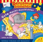 CD Benjamin Blümchen Gute Nacht 22