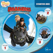 Dragons - Starter-Box Nr. 1 (CD, 6 Hörspiele)