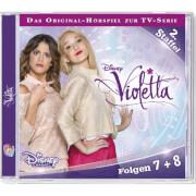 CD Violetta 7&8