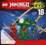 CD LEGO Ninjago 18:Stadt über