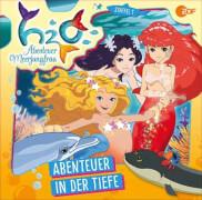 CD H2O - Abenteuer Meerjungfrau 3: Tiefe
