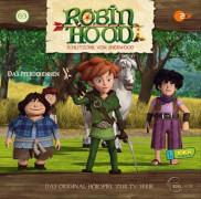 CD Robin Hood 3: Pferderennen