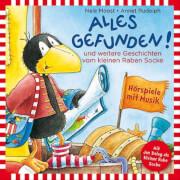 CD Der kleine Rabe Socke: Alles gefunden