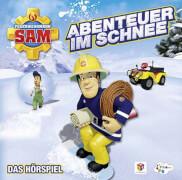 CD Feuerwehrmann Sam: Abenteuer im Schnee